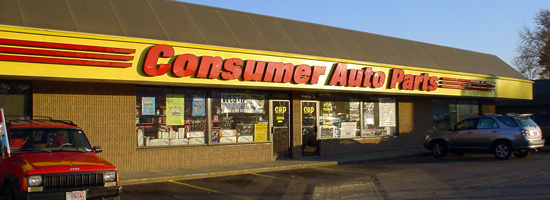 Closest Auto Parts Store To My Location >> Contact Information Consumer Auto Parts